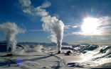 Image of Scientists in Iceland have found a way to turn CO2 into rock.