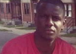 Image of Freddie Gray was killed by police after they attempted to drag him into a police van (Gray family).