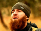 Image of Omar the Chechen, one of the Islamic State's best commanders, is dead.