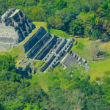 Image of An intact tomb has been discovere din the Mayan city of Xunantunich.
