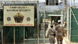 Image of Obama has pledged to close the detention center at Guantanamo Bay. He has failed to do so.