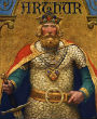 Image of King Arthur is the legendary hero-King of Britain.