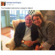Image of Is George H.W. Bush voting for Clinton? According to Kennedy-Townsend, yes.