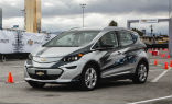 Image of The Chevrolet Bolt will beat Tesla's Model 3 to market as the first affordable, practical all-electric car.