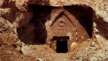 Image of The Talpiot Tomb was discovered in east Jerusalem in 1980.