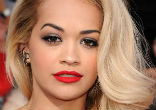 Image of Rita Ora to sing for Pope Francis.