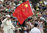 Image of Are relations between China and the Vatican improving?