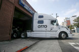 Image of The first delivery via self-driving truck has been made in Colorado.