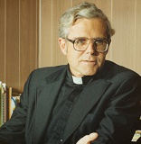 Image of Fr Michael Scanlan, T.O.R., when I knew him.