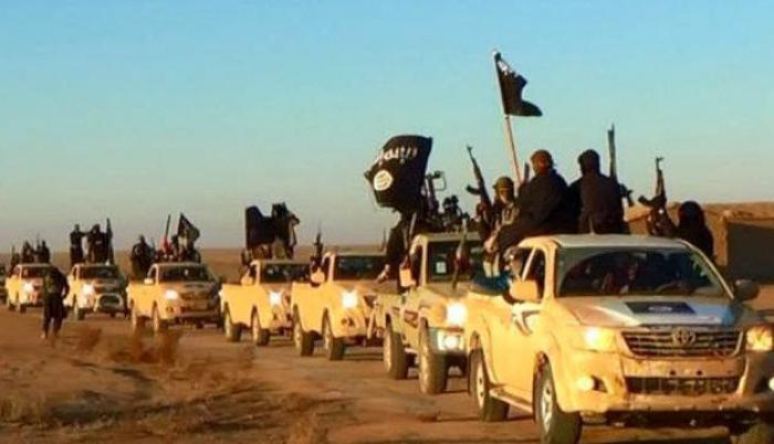 ISIS fighters enter Mosul, all on nice, new Toyota pickup trucks. Where did they get the trucks?