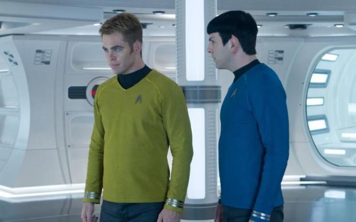 'Star Trek' resistance is futile, even in the Vatican