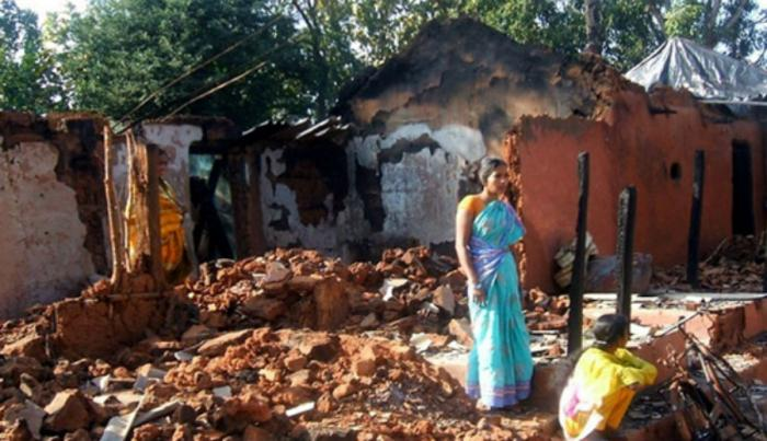 Christians in India face much discrimination and danger.