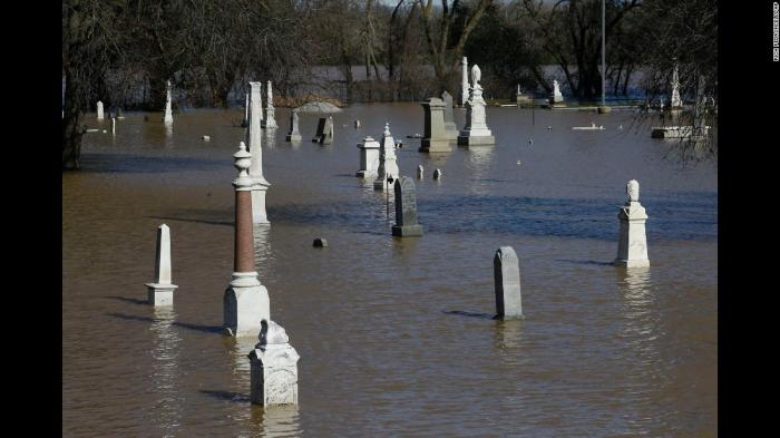 The death toll is one of the largest in American history for a single disaster.