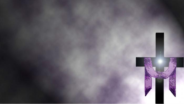 He fulfilled Your Will by becoming Man. And giving His life on the Cross.