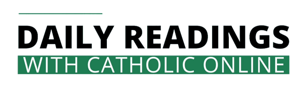 Daily Readings with Catholic Online logo