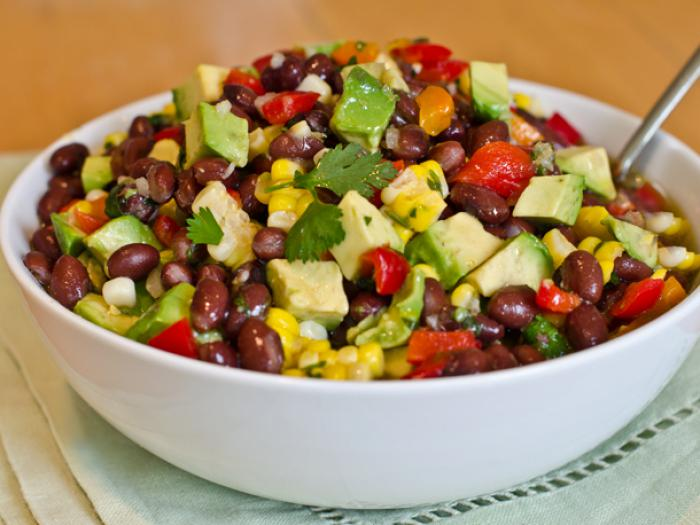 Summer Bean Salad