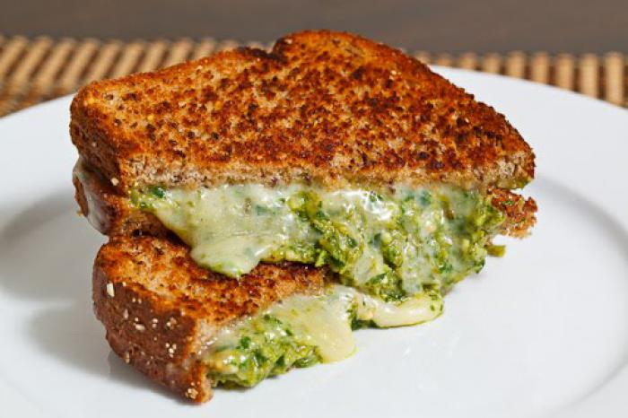 incredible ways to spice up a traditional grilled cheese sandwich