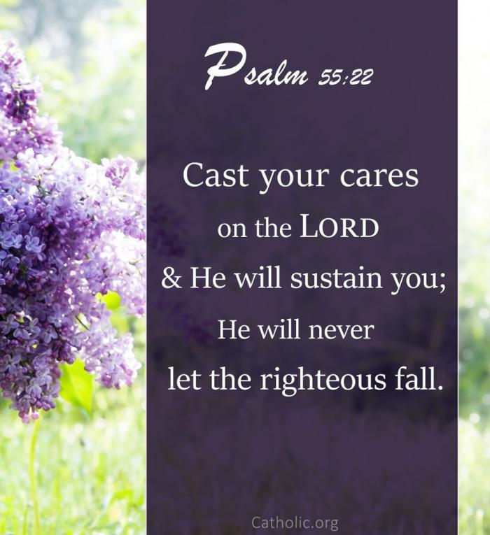 Delightful 8 Encouraging Bible Verses To Lift You Up   Living Faith   Home U0026 Family    News   Catholic Online