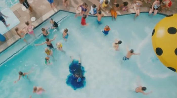 39 Swimming Pool Eyes 39 Are Not Because Of Chlorine But Because Of Urine Health Wellness