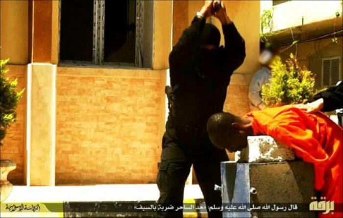 ISIS Releases New Execution Video A Message To The People