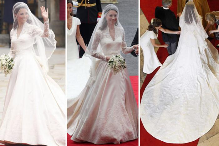 The Traditional Wedding Dresses Are Still Most Por Style Reigning Supreme As It Was Worn By Royals Including Alexander Mcqueen Gown
