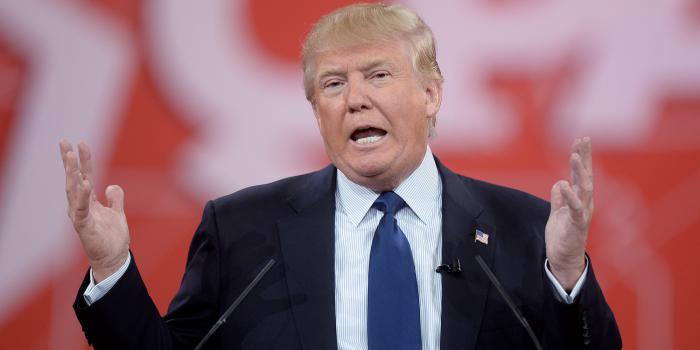 Trump abrasive