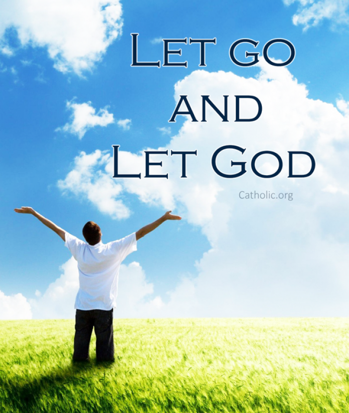 Your Daily Inspirational Meme Let Go And Let God Socials