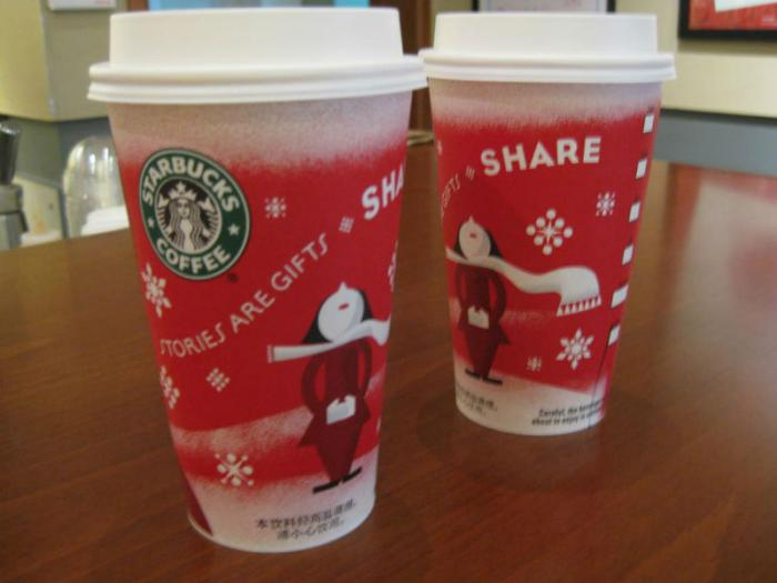 The 'WAR ON CHRISTMAS' continues as Starbucks' new seasonal cups ...