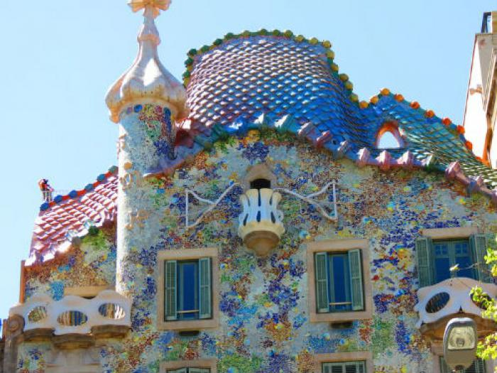 39 god 39 s architect 39 antoni gaudi considered for sainthood for Architecture gaudi