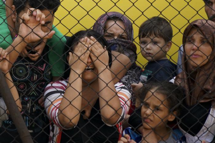 Syrian Refugee Crisis.