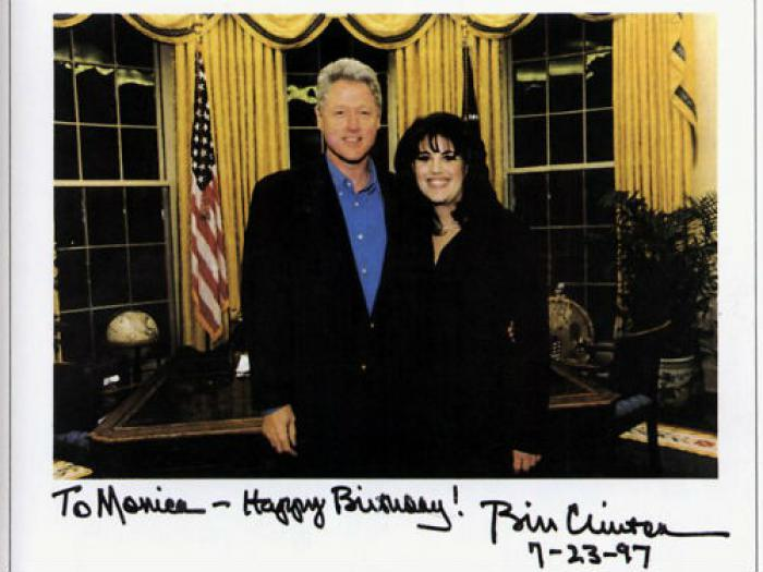 Sexual allegations against bill clinton
