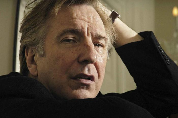 Alan Rickman touched hearts around the world with his wonderful portrayals throughout the years.