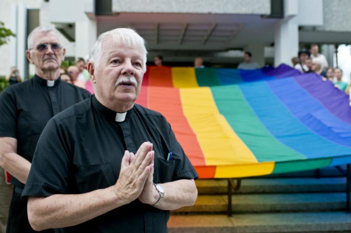 Gay priest videos