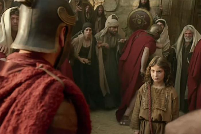 The Young Messiah is meant to feature Christ