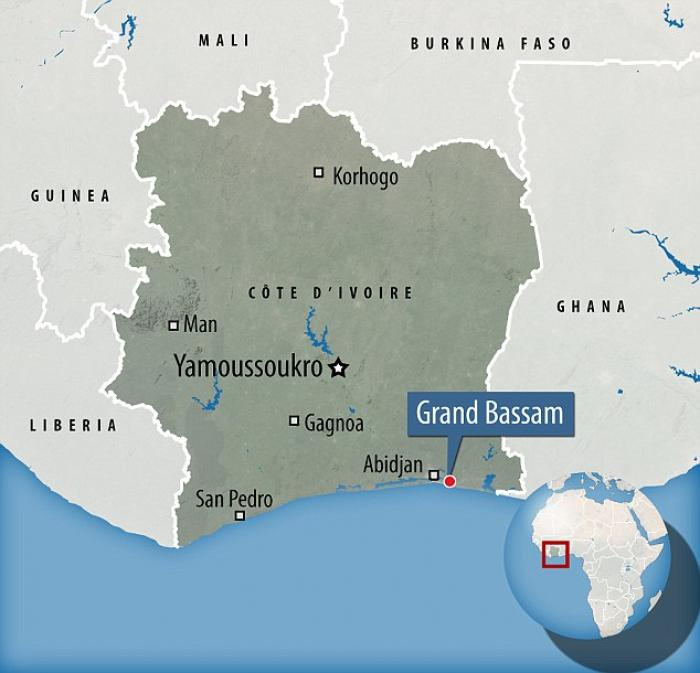 The attack took place at a resort in Ivory Coast. The nation was likely targeted because of their French connections. Al Qaeda in the Maghreb has claimed responsibility for the attack.