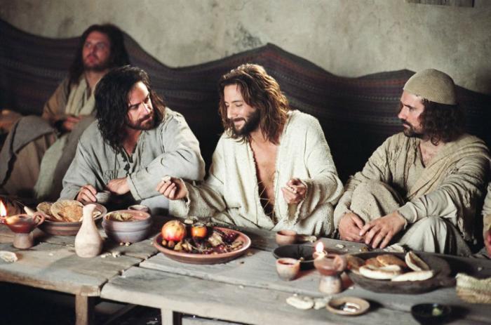 The Visual Bible: The Gospel of John.