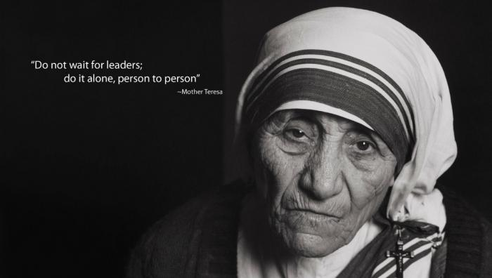 60 Of Mother Teresa's Most Memorable Quotes Living Faith Home Interesting Mother Teresa Quotes On Anxiety