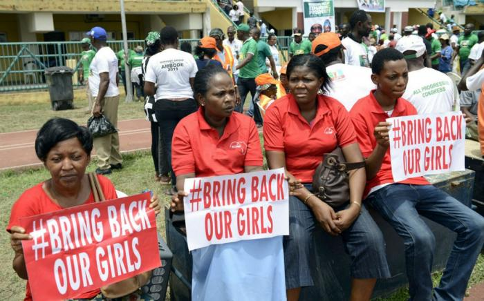 Nigeria has called for a return of their stolen women and girls.