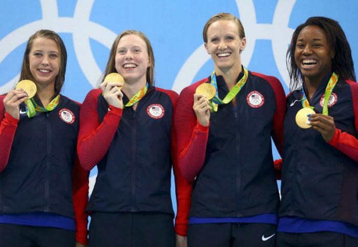 Christian Olympians.