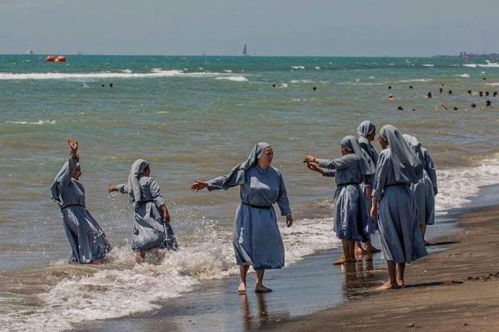 Controversy over swimwear in France.