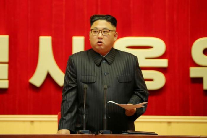 Kim Jon-Un continues his reign of terror.
