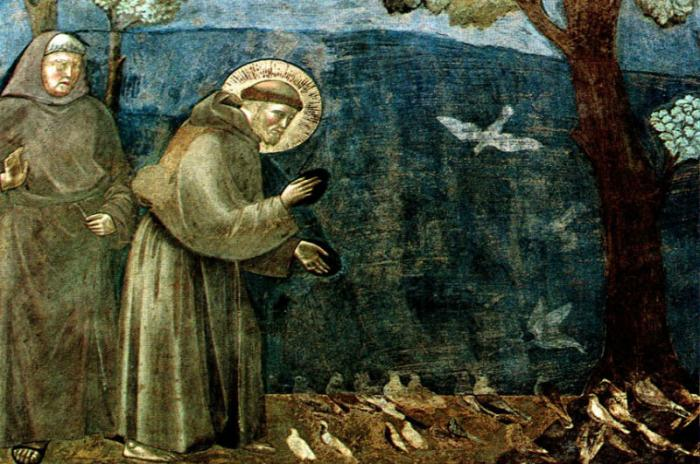 St. Francis of Assisi left us with many challenging quotes.