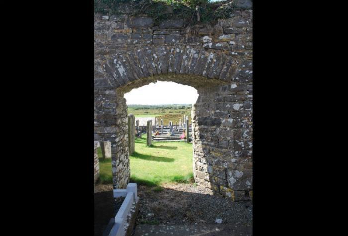 Chapel of St. Michael in Kilmihil, Ireland.
