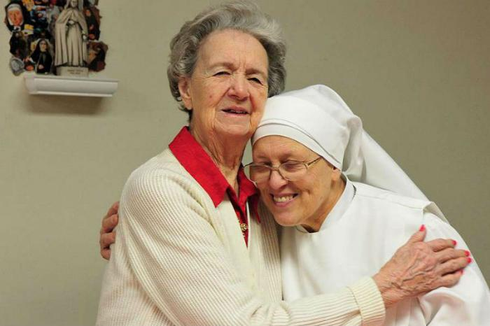 Little Sisters of the Poor.