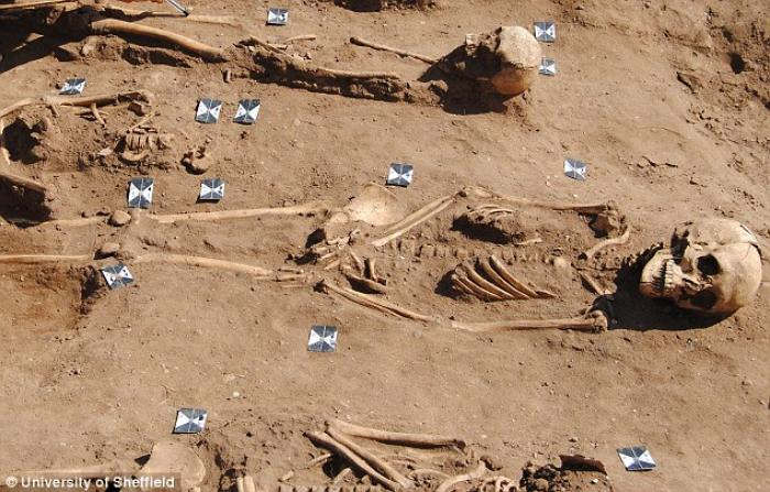 Several of the dead showed signs of other ailments such as malnutrition, which was common.