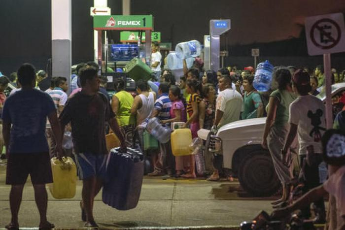 Protests started when the government removed price controls on gasoline, causing the price to spike. However, the problems in Mexico are much greater than gas prices alone.