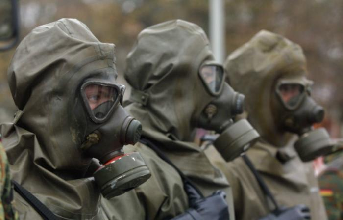 What will happen if the United States is hit with biological warfare?