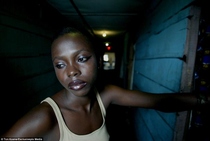 In Lagos, where 1.2 million people have HIV, working as a prostitute is a virtual death sentence.