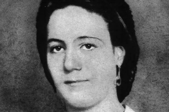Venerable Henriette DeLille.