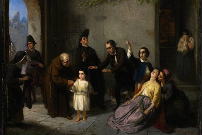 'The Kidnapping of Edgardo Mortara'